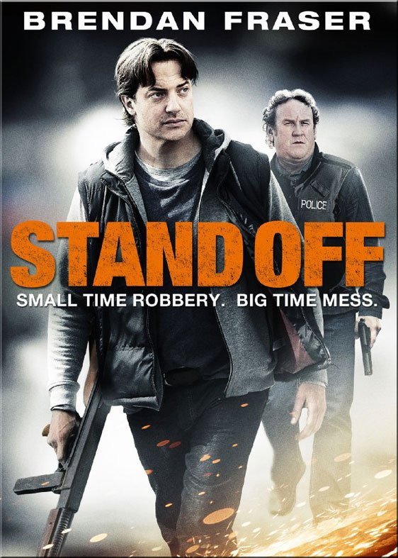 Stand Off (Whole Lotta Sole) Poster