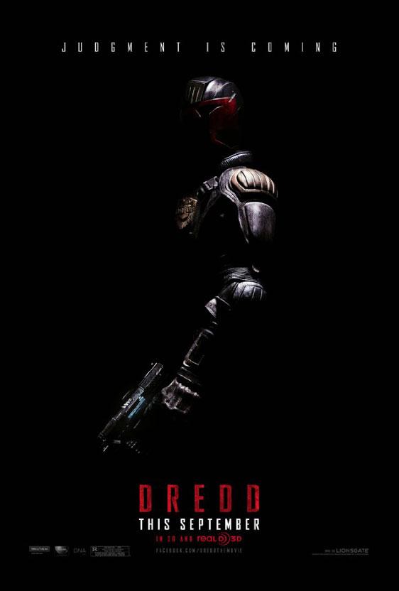 Dredd Poster