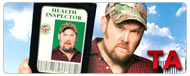 Larry the Cable Guy: Health Inspector: Trailer