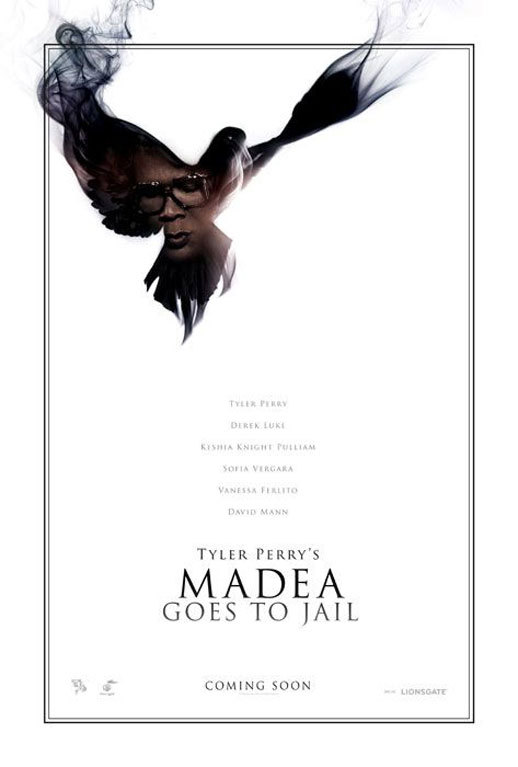 Tyler Perry's Madea Goes to Jail Poster
