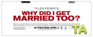 Tyler Perry's Why Did I Get Married Too?: Interview - Richard T. Jones
