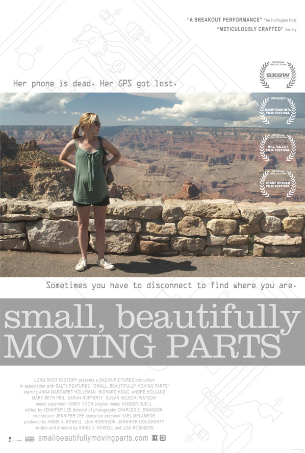 Small, Beautifully Moving Parts Poster