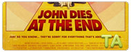 John Dies at the End: TIFF - Q & A IV