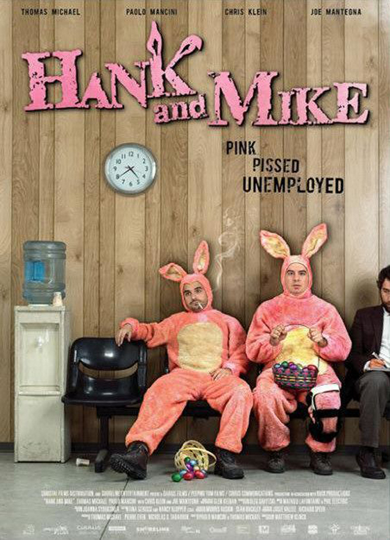 Hank and Mike Poster