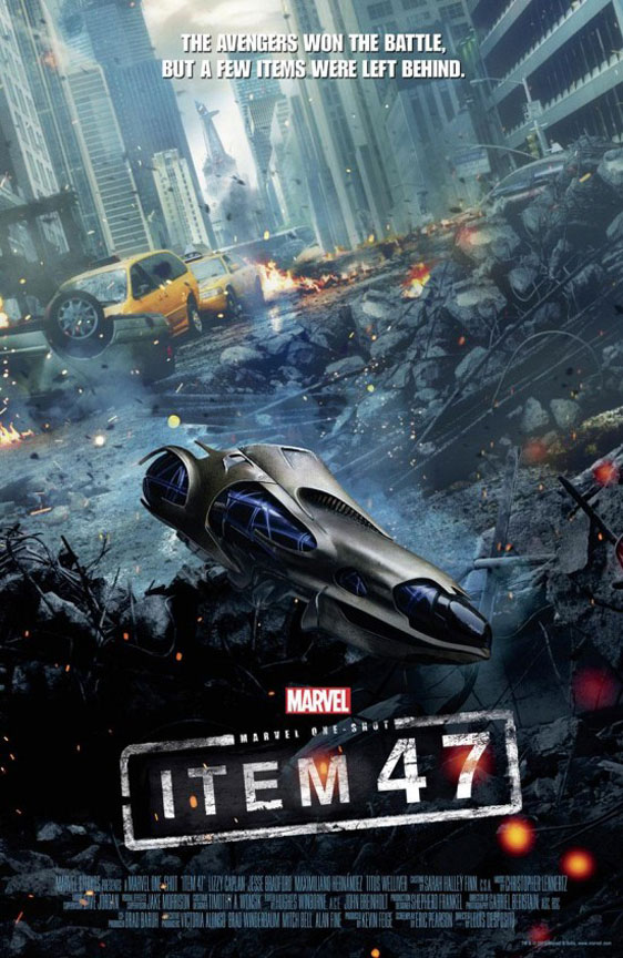 Marvel One-Shot: Item 47 Poster