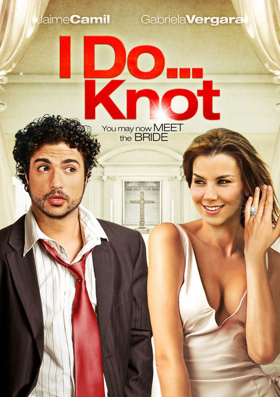 I Do...Knot (Recien Cazado) Poster