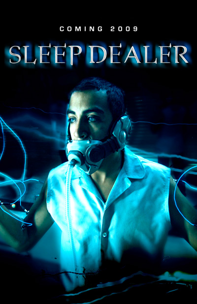 Sleep Dealer Poster