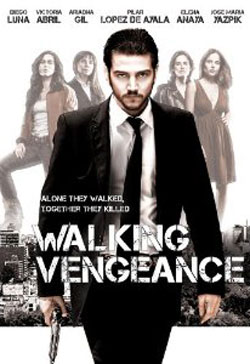 Walking Vengeance Poster