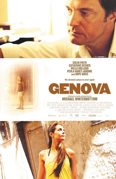 Summer in Genoa Poster