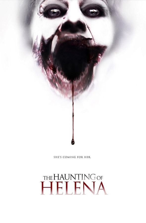The Haunting of Helena Poster