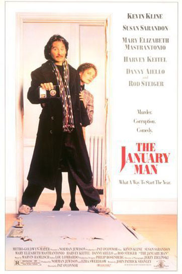 The January Man Poster
