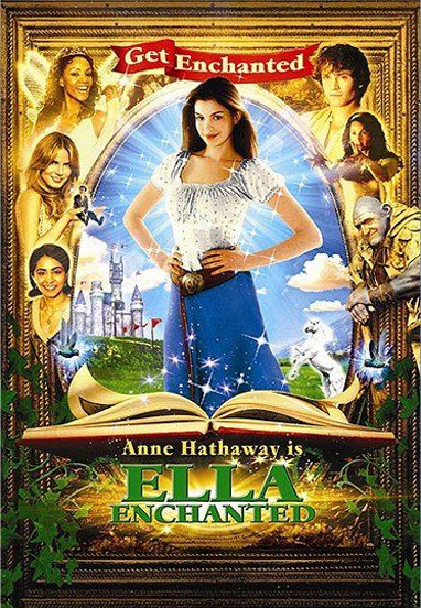 Ella Enchanted Poster