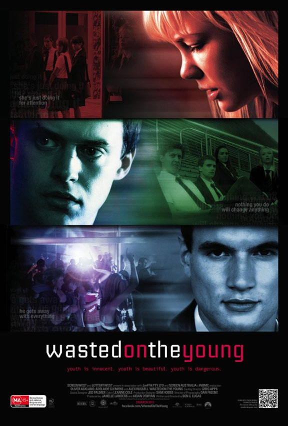 Wasted on the Young Poster