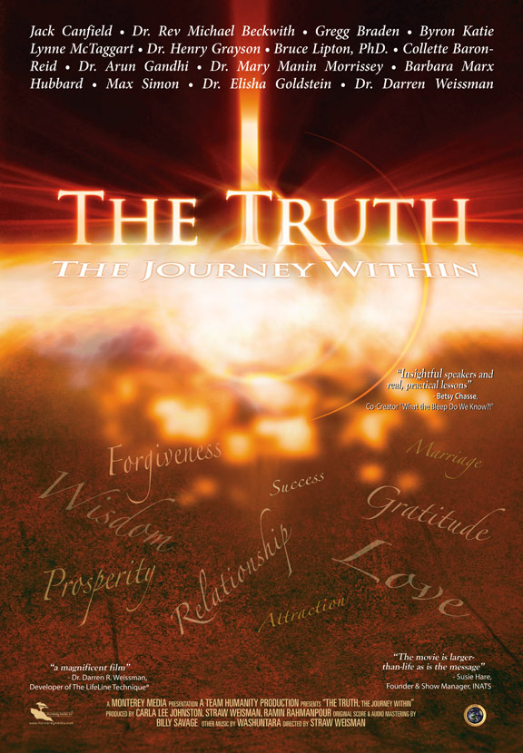 The Truth: The Journey Within Poster