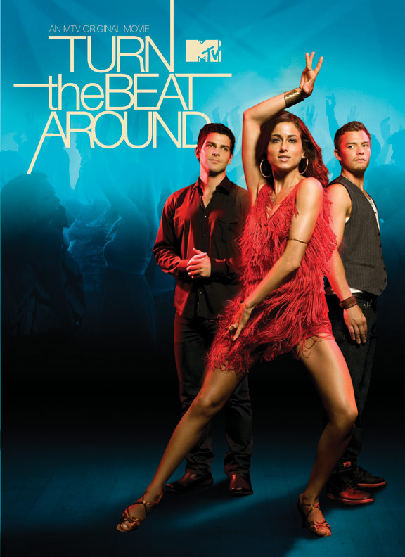 Turn the Beat Around Poster