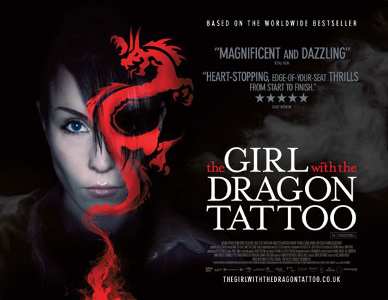 The Girl With The Dragon Tattoo (M�n som hatar kvinnor) Poster
