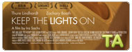 Keep the Lights On: Featurette - Meet the Artists