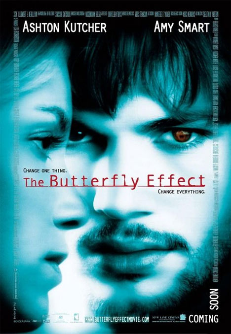 The Butterfly Effect Poster