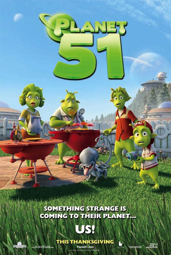 Xem Phim Hành Tinh 51-Planet 51-online
