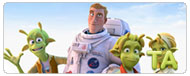 Planet 51: Interview - Jessica Biel