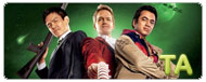 A Very Harold & Kumar Christmas: Featurette - Thomas Lennon