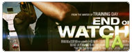 End of Watch: RCD - TIFF Screening