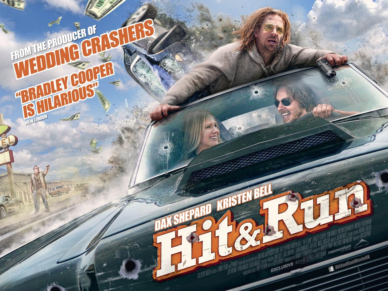 გაქცევა / Hit and Run (2012)