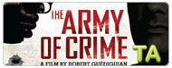 The Army Of Crime: DVD Trailer