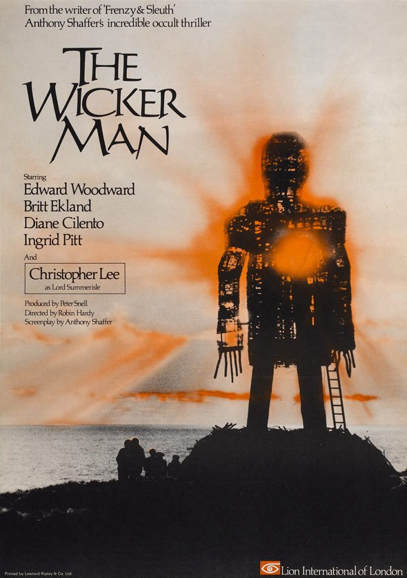 The Wicker Man Poster