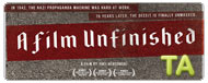 A Film Unfinished: Trailer