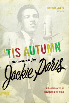 Tis Autumn: The Search for Jackie Paris Poster