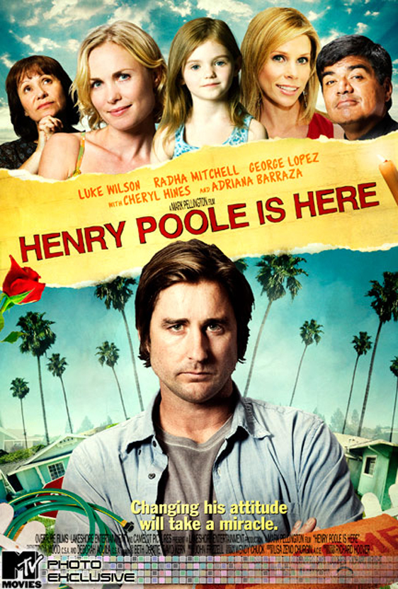 Henry Poole is Here Poster