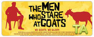 The Men Who Stare at Goats: Interview - Ewan McGregor