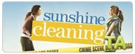 Sunshine Cleaning: Cheering is Good