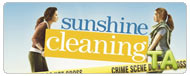 Sunshine Cleaning: A Real Sharp Cookie