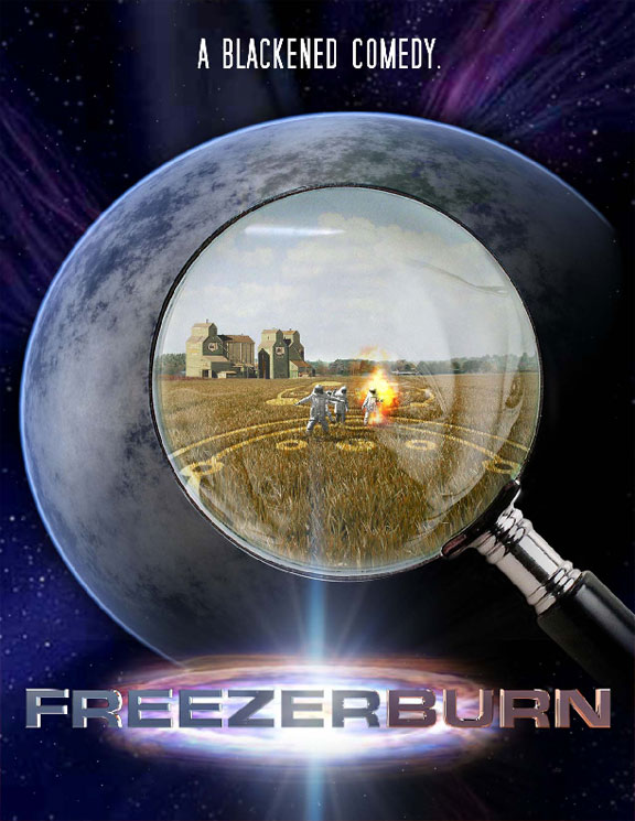 Freezer Burn: The Invasion of Laxdale Poster