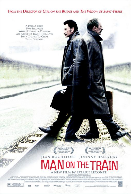 The Man on the Train (L'homme du train) Poster