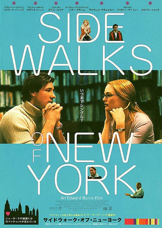 Sidewalks of New York (2001) Poster