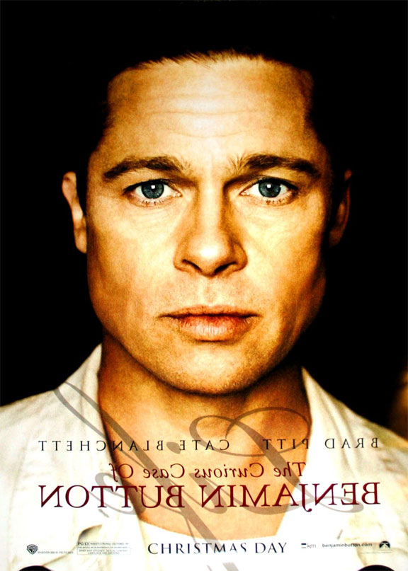 THE CURIOUS CASE OF BENJAMIN BUTTON Poster - Trailer Addict