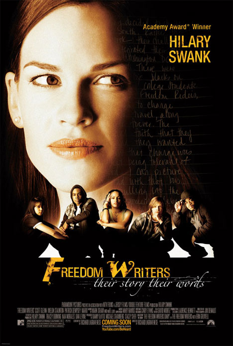 Freedom Writers Poster
