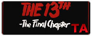 Friday the 13th: The Final Chapter: Trailer