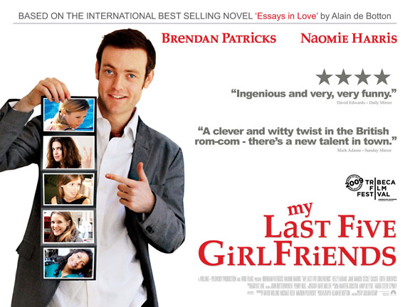 My Last Five Girlfriends Poster
