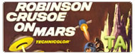 Robinson Crusoe on Mars: Trailer