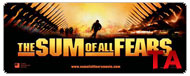 The Sum Of All Fears: Trailer