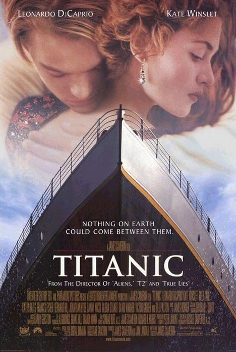 Which Titanic cover do you prefer? - Blu-ray Forum