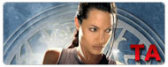 Lara Croft Tomb Raider: The Cradle of Life: Featurette- Mat Meets Angelina Jolie