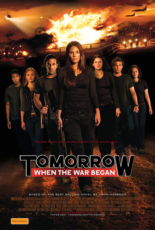 Tomorrow When The War Began Poster