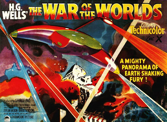 war of the worlds 2. The War of the Worlds Poster