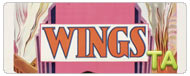 Wings: Cadety White