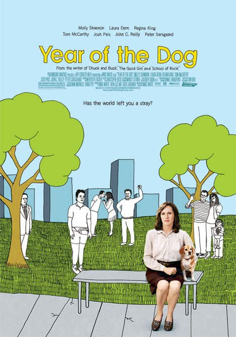 Year of the Dog Poster